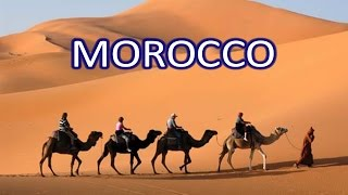 Don Munroe's Morocco 2015 Adventure
