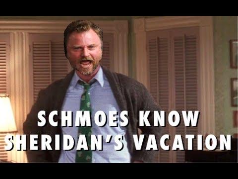 schmoes know show brett sheridan rant christmas vacation - Christmas Vacation Rant