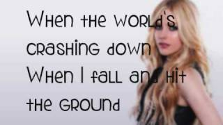Avril Lavigne - Alice [Lyrics] w/ Download link [NEW SONG MARCH 2010]