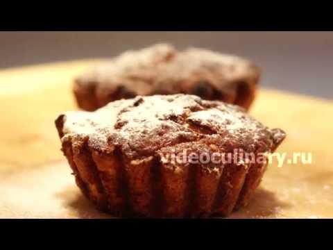 Кексики с творогом - Рецепт Бабушки Эммы