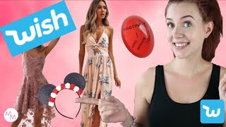 Wish Haul | Live Test | Werbung vs. Realität | Try on Haul | by Mrs.Micky