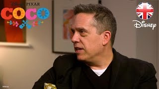 COCO | Interview - Director Lee Unkrich and Nick Mulvey | Official Disney Pixar UK