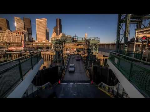 Seattle Dream ( Time Lapse)