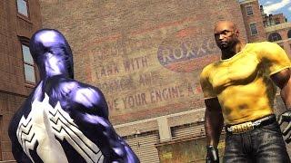 Spider-Man: Web of Shadows - Walkthrough Part 5 (Bad Path) - Cage Match