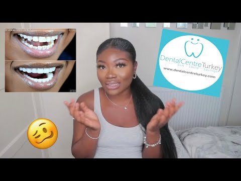 DENTAL CENTRE TURKEY REJECTED ME 2021 | TEETH JOURNEY