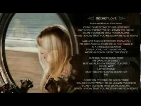 Secret Love - w/ lyrics ~STEVIE NICKS