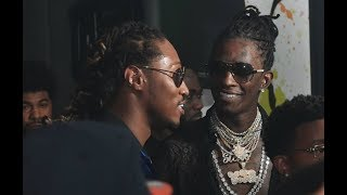 future - no cap (ft. young thug) music video