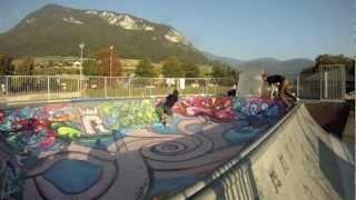 Tonton Margelle Skate School , Skate trip , Bowl de aigle