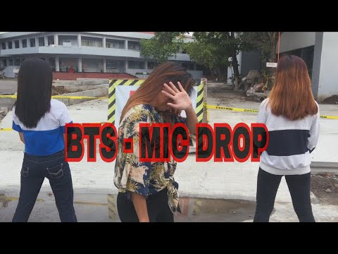 BTS (방탄소년단)  Mic Drop Dance Cover | Philippines