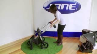 Jane прогулочная коляска Muum(Чрезвычайно легкая прогулочная коляска Jane Muum (Жане Мум) имеет вес всего 6,5 килограммов, она удобна в управле..., 2013-11-21T07:45:58.000Z)