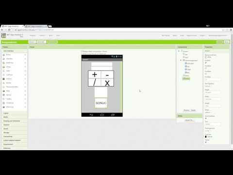 App Inventor Hesap Makinesi Yapimi