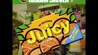 Juicy Riddim Mix - 2003 (Riddim Driven) - DJ Dutty Ragz