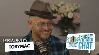 TobyMac   Thursday Afternoon Chat with Jayar