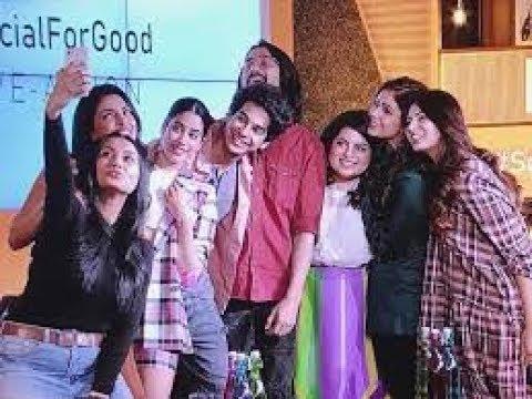 SOCIAL FOR GOOD with PRIYANKA CHOPRA and FACEBOOK |Ritabhari|Bhuvan Bam