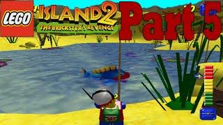 Lego Island 2 (PC) [Part 5] Fishing for Big Bertha!