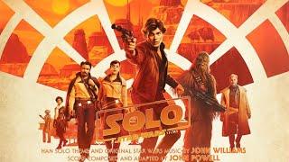 Solo, 10, L3 & Millennium Falcon, A Star Wars Story, John Powell