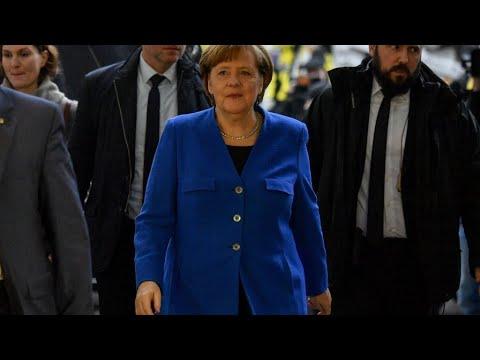 Allemagne : accord en vue entre Merkel et les sociaux-démocrates