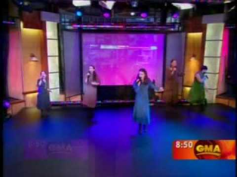 Spring Awakening Cast on Good Morning America