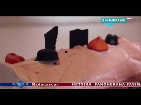 VAOVAO DU 22 DECEMBRE 2017 BY TV PLUS MADAGASCAR