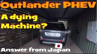 EP233 - Mitsubishi Outlander PHEV - A dying machine? Answers from Japan🎌