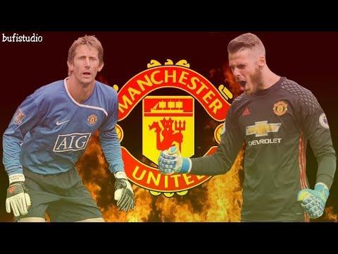 Edwin Van Der Sar Vs David De Gea ● Greatest Save For Manchester United ● Best Goalkeeper