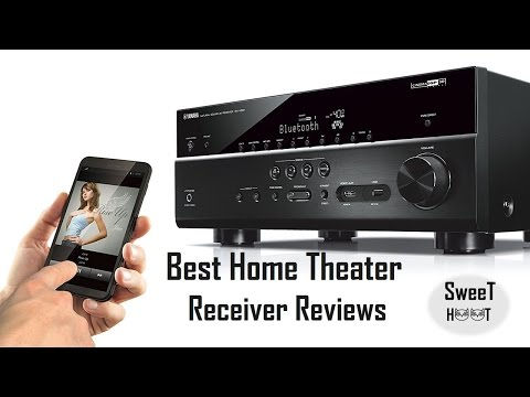 Best Home Theater Receiver Reviews 2018 | Best AV Receiver On A Budget