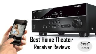 Best Home Theater Receiver Reviews 2017 | Best AV Receiver On A Budget