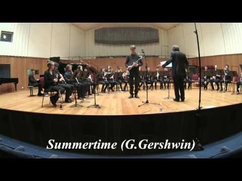 Adami Clarinet Choir with Milan Rericha - Conservatorio G.Verdi Milano