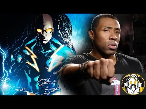 Cress Williams Cast as The CW's Black Lightning