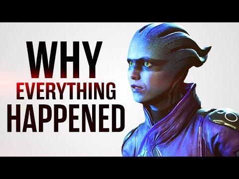 The REAL Reason Why Bioware Dropped Andromeda