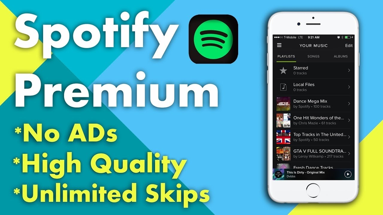 Free Download Spotify Premium For Ios How to Get Spotify