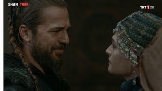 عندما يكون الزوجين متحابين (ارطغرل \u0026 حليمة) - قيامة أرطغرل - نشيد روح الفؤاد