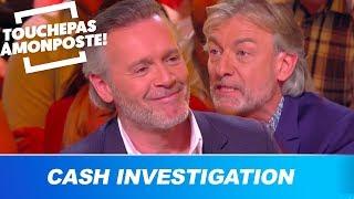 Cash Investigation : Gilles Verdez clashe Christine Kelly et Jean-Michel Maire !