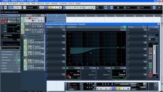 Створення музики: Cubase / Обробка. 15 - Еквалізація