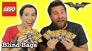 Lego Batman Movie Series 20 Minifigure Blind Bags