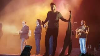 Antonio José con Ecos del Rocío - Como una ola / Concierto Sevilla Auditorio 15 de Octubre 2016