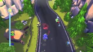 TNT Racers - Wii U Gameplay