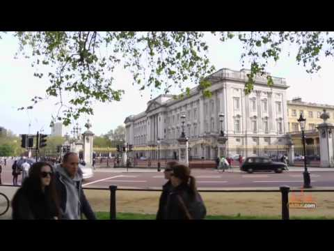 Explore The Mall - London: Video Travel Guide