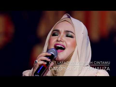 """Kesilapanku Keegoanmu """"OST Lafazkan Kalimah Cintamu"""" - Dato'Sri Siti Nurhaliza"""