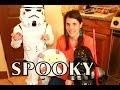 Halloween Breakfast Skull & Bones Eggs & Bacon Star Wars