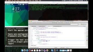 Android Mobile Chrome Test Automation Using Appium, Maven and TestNG