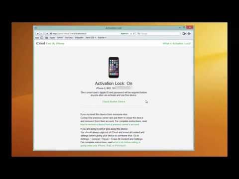 How to check iCloud Lock before buying used Apple device
