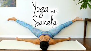 Yoga For Flexibility Stretches 20 Minute Workout For Beginners To Feel Good