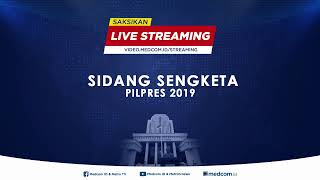 Download LIVE Sidang Sengketa Pilpres 2019 Mp3 and Videos