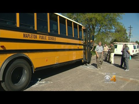 Mapleton School District Gets New Buses