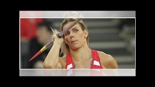 Oštěpařka Ogrodníková si vylepšila osobní rekord: Neberu to jako strop