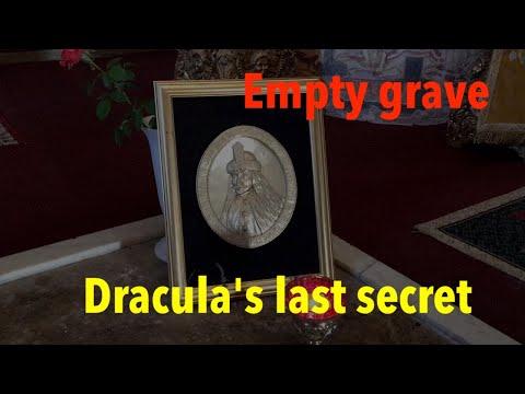 Dracula's last secret:
