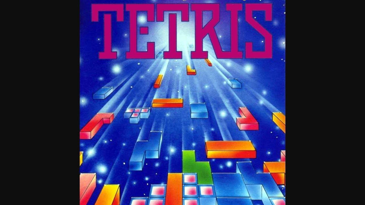 Tetris Spiel