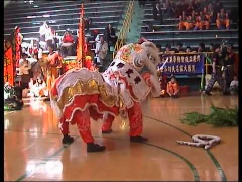 Championship Hong Kong 2008 - Liondance