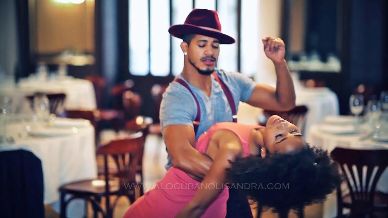 Salsa Cubana Son Moderno Fusion En Barcelona Youtube